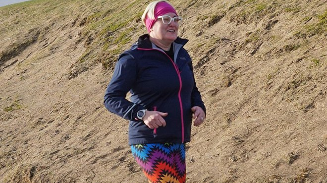 Meningitis survivor Louise runs London Marathon blog