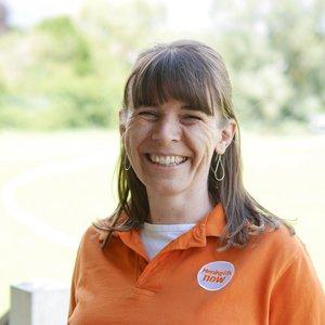 Meningitis Now staff - Lucie Riches