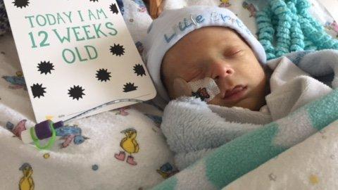 Luke H bacterial meningitis case study