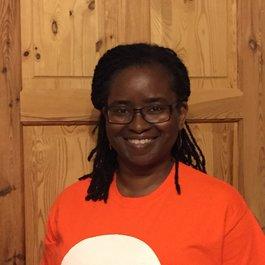 Meningitis Now Community Ambassador Lynette Adjei