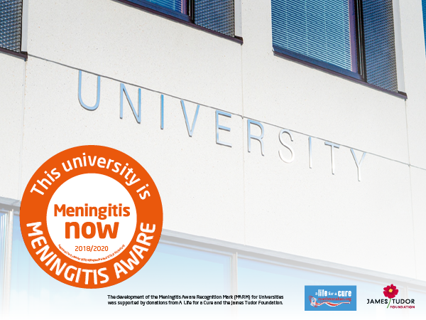 Meningitis awareness - MARM Uni link box