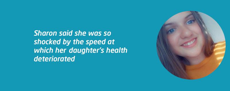 Maisie Dicks meningitis death Wales blog