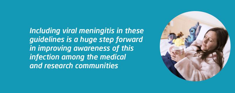 Managing viral meningitis