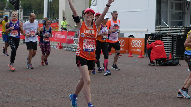 Join Meningitis Now for London Marathon