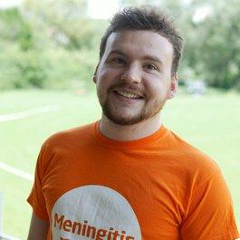 Meningitis Now staff - Matt Stephenson