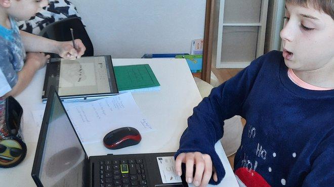 Meningitis Now Rebuilding Futures Fund helps Mattia reach his potential