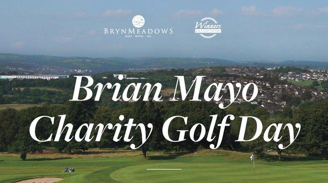 Brian Mayo golf day