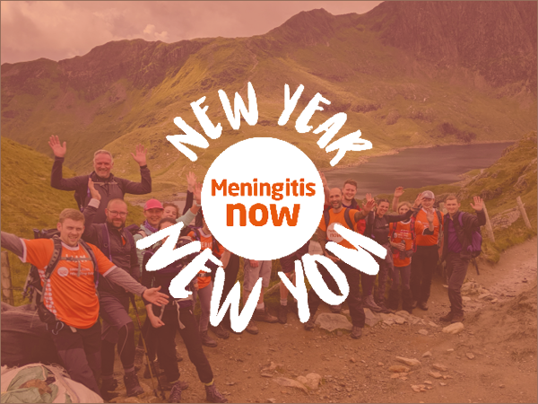 Meningitis Now - New Year New You 2020 - Link Box Three Peaks Challenge