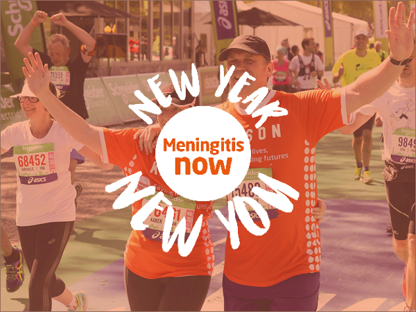 Meningitis Now - New Year New You 2020 - Link Box Run for Charity