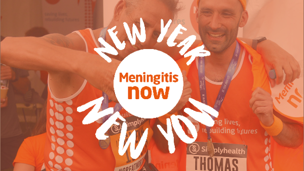 Meningitis Now - New Year New You 2020 - Link Box Great North Run