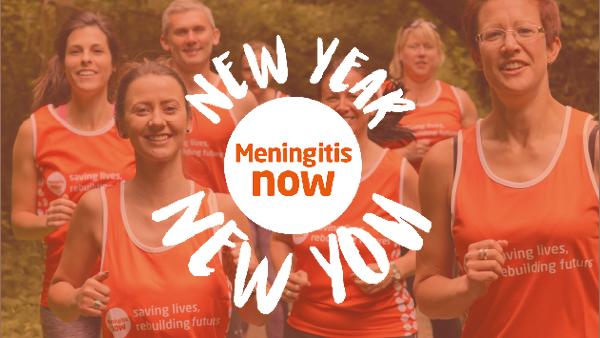 Meningitis Now - New Year New You 2020 - Link Box Jog On Meningitis