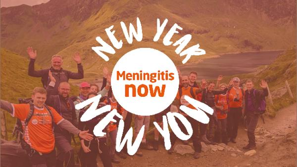 Meningitis Now - New Year New You 2020 - Link Box Three Peaks Challenge