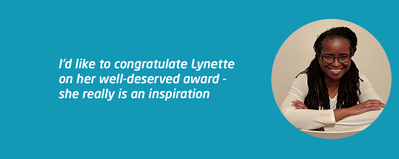 Meningitis Now Ambassador Lynette MBE blog
