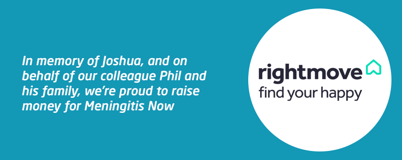 Meningitis Now Corporate Partner Rightmove