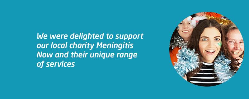 Meningitis Now Get Your Glitter On Richmond Village