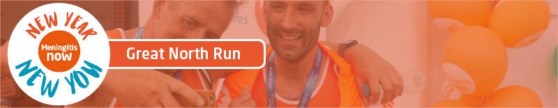 Meningitis Now New Year New You 2020 - Page Link Event Graphic Great North Run