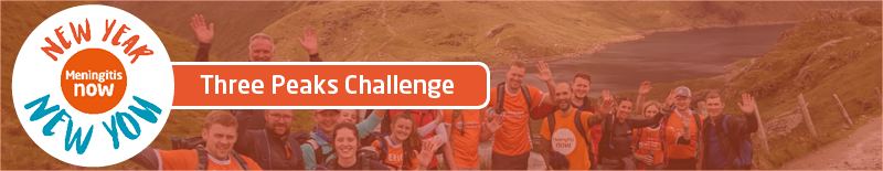 Meningitis Now New Year New You 2020 - Page Link Event Graphic Three Peaks Challenge
