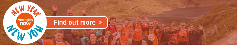 Meningitis Now New Year New You 2020 - Page Link Graphic Three Peaks Challenge