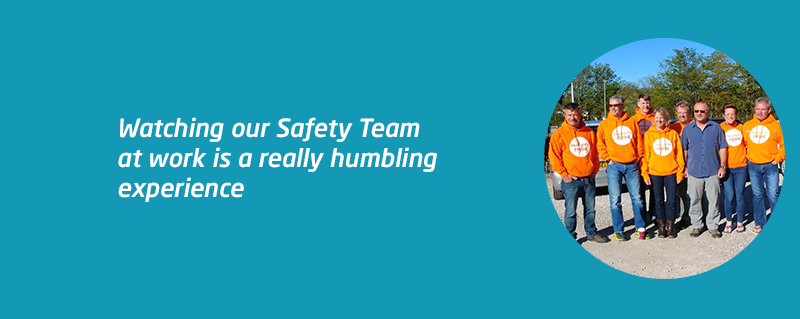 Meningitis Now Safety Team blog