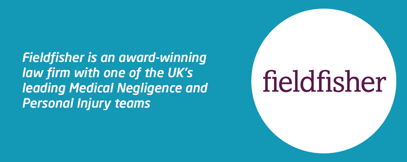 Meningitis Now corporate partner Fieldfisher