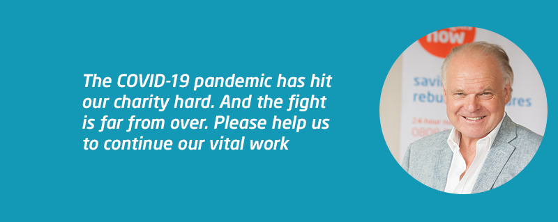 Meningitis Now founder Steve Dayman - Biggest Challenge