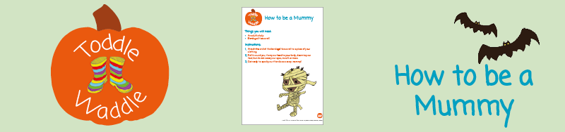 Meningitis Now fundraising events - Toddle Waddle Download link - How to be a Mummy
