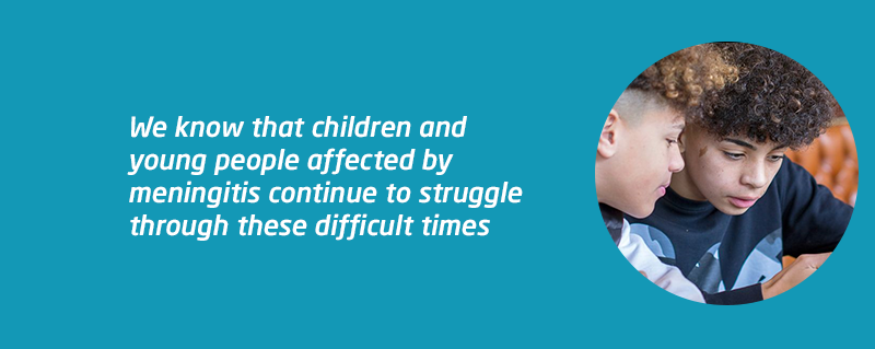 Meningitis Now launch new emergency financial support fund