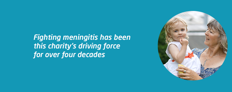 Meningitis Now strategy - making a difference every day