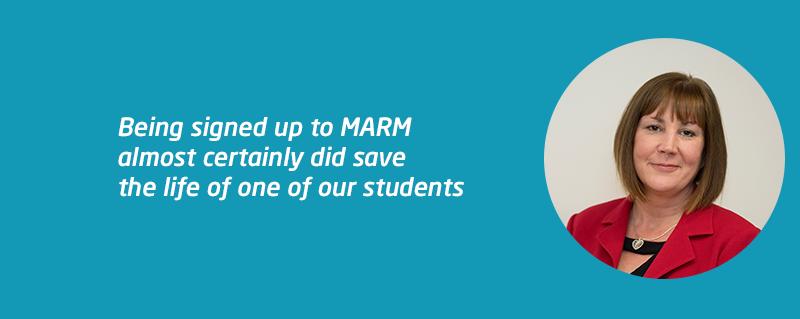 Meningitis aware university UCLan saves student life