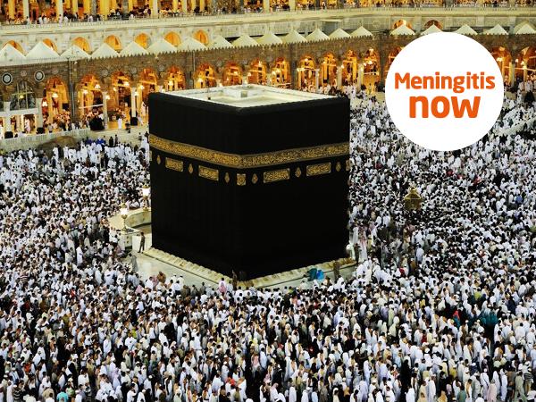Hajj and Umrah pilgrims I Meningitis Now