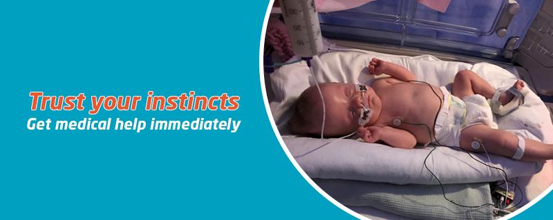 Meningitis signs and symptoms - babies