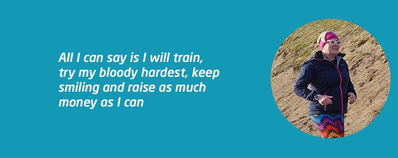 Meningitis survivor Louise runs London Marathon blog