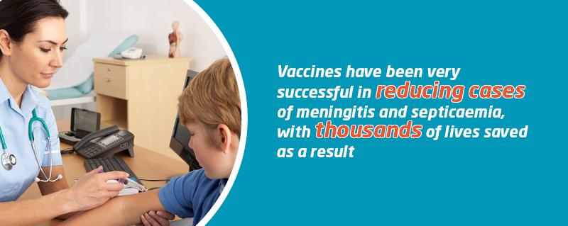 Meningitis vaccines LB