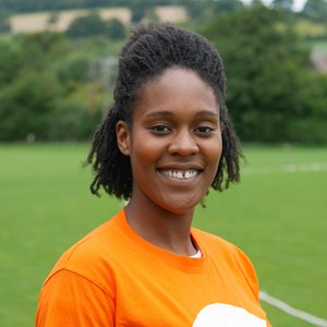 Meningitis Now staff - Michaela Ifill