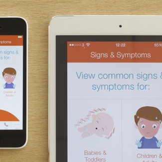 Meningitis signs and symptoms - mobile app download