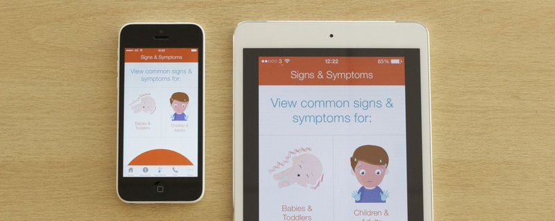 Download the mobile app | Meningitis Now
