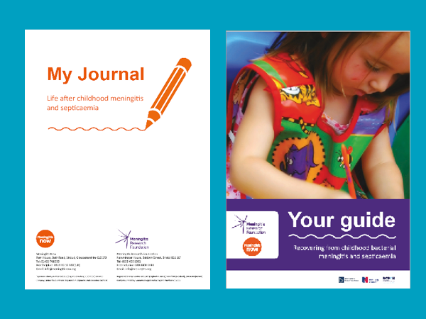 Meningitis Now support - My Journal