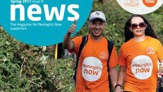 Meningitis Now News magazine