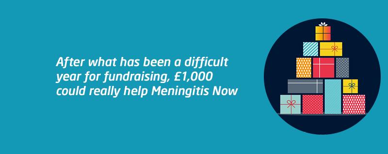 Nominate Meningitis Now for Ecclesiastical donation