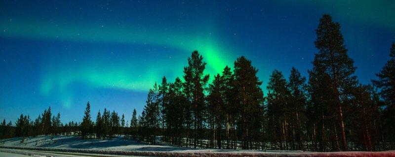 Northern Lights Iceland Trek lb