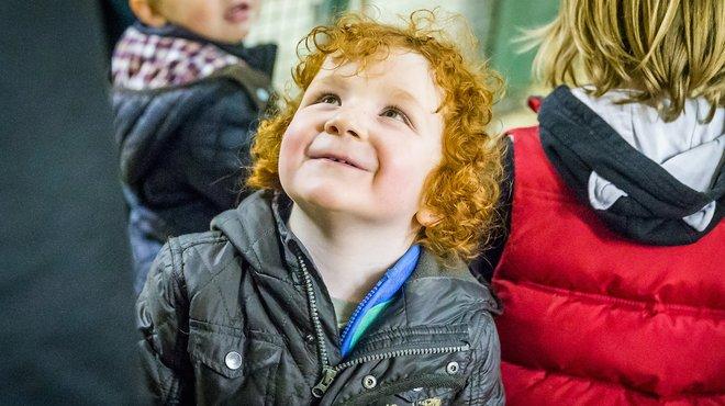 Meningitis Now support event - Family Day