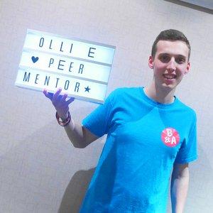 Meningitis Now B&A Believe & Achieve Peer Mentor Ollie Gray