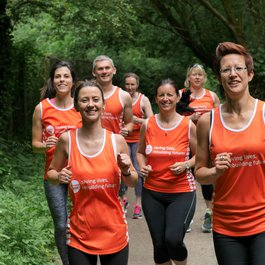 Fundraising event Jog On Meningitis