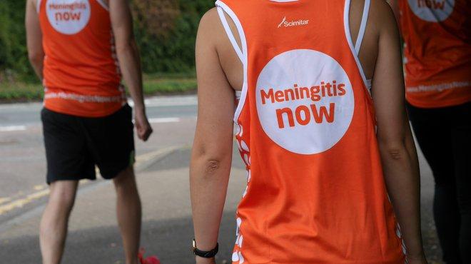 5kMay fundraiser for Meningitis Now - Jog On Meningitis