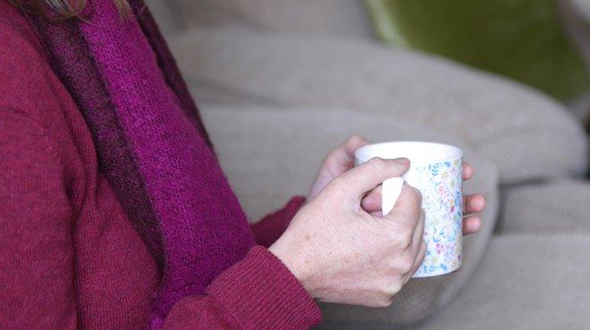Meningitis Now support Stress Awareness Month