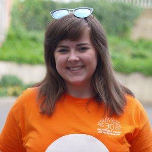 Meningitis Now Young Ambassador Charlotte Hannibal