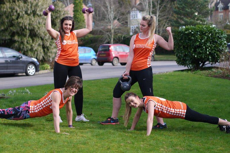 Team tangerine