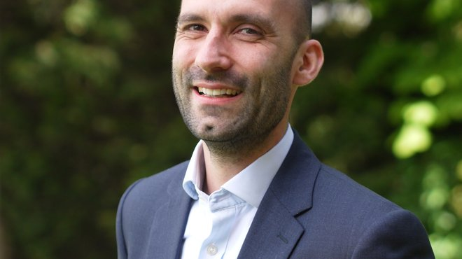 Meningitis Now CEO Dr Tom Nutt