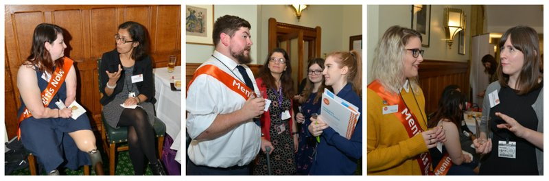 Parliamentary Reception 2016 - Fight For Now - 1