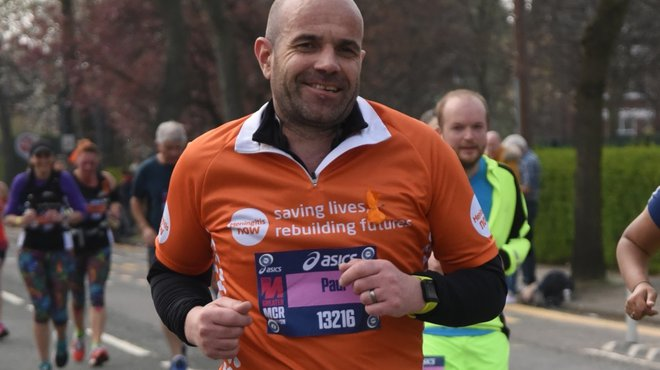 Paul Apps cycling challenge for Meningitis Now blog